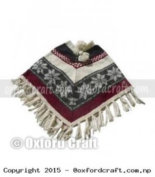 Woolen Pancho