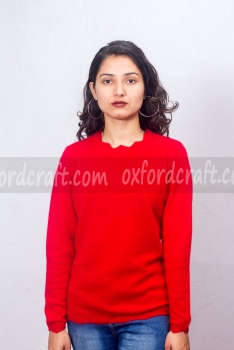 Cashmere Ladies Sweater