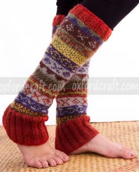 woolen leg Warmer