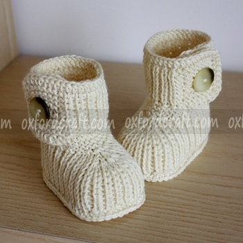 Woolen Baby Slipper